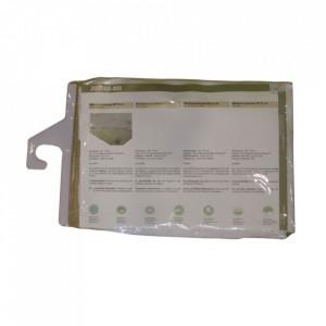 Protectie impermeabila din poliuretan pentru saltea 75x95 cm Terry Anne Quax