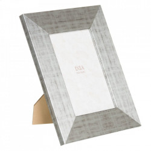 Rama foto argintie din MDF 17x22 cm Koto Ixia