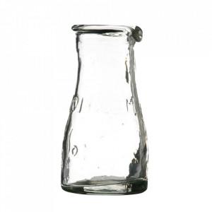 Recipient din sticla pentru lapte 10 cm Milk Madam Stoltz