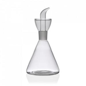 Recipient transparent din sticla pentru ulei 11x22 cm Lindsey Versa Home