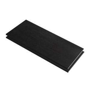 Set 2 rafturi negre din lemn de stejar Elevate B Woud