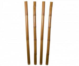 Set 4 decoratiuni din bambus 170 cm Bamboo Santiago Pons