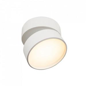 Spot alb din aluminiu cu LED Onda Maytoni