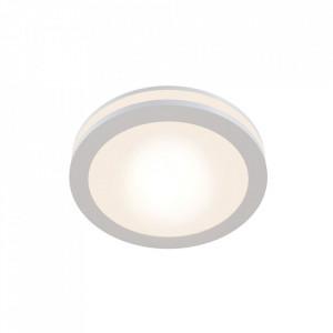 Spot alb din aluminiu cu LED Phanton Maytoni