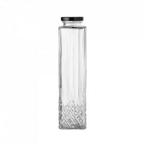 Sticla transparenta cu capac 550 ml Lela Bloomingville