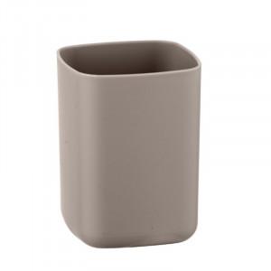 Suport grej din elastomer termoplastic pentru periuta dinti 7x10 cm Barcelona Wenko