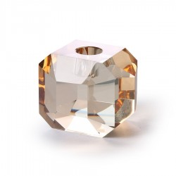 Suport lumanare din sticla 7 cm Amber Diamond HK Living