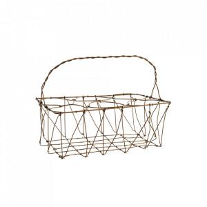 Suport maro alama din fier pentru pahare Glass Rack Madam Stoltz