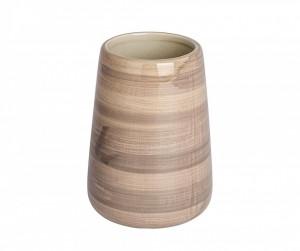 Suport maro din ceramica pentru periute 8 cm Pottery Wenko