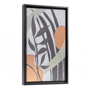 Tablou multicolor din canvas si MDF 30x50 cm Bianey White Kave Home