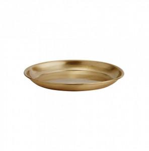 Tava rotunda din alama 10 cm Jeny Brass Madam Stoltz