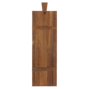 Tocator din lemn reciclat de tec 80x23 cm Reclaimed HK Living