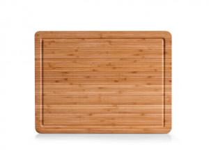 Tocator dreptunghiular maro din lemn 29x39 cm Tasteless Board Zeller