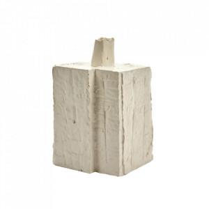 Vaza alba/gri din ceramica 23 cm Love for Nature Serax
