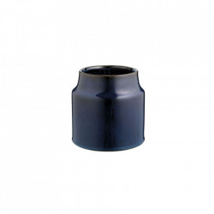 Vaza albastra din ceramica 14 cm Vior Sapphire Bolia