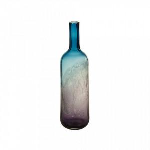 Vaza albastra din sticla 44 cm Crystal Santiago Pons