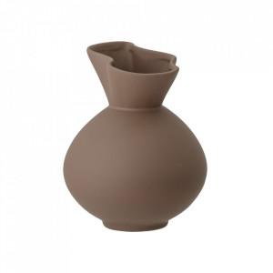 Vaza maro din ceramica 20 cm Nica Bloomingville