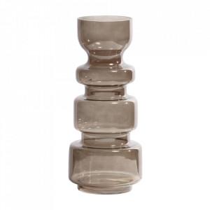 Vaza maro din sticla 37 cm Expressive Be Pure Home