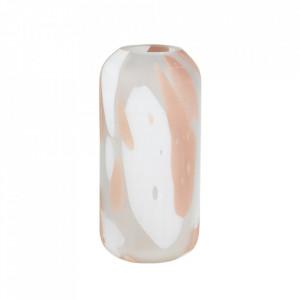Vaza multicolora din sticla 31 cm Claire Lifestyle Home Collection