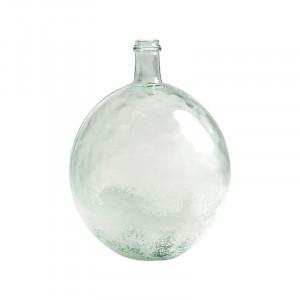 Vaza transparenta din sticla 36 cm Christin Vical Home