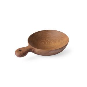 Lingura maro din lemn pentru servire Serving Spoon HK Living