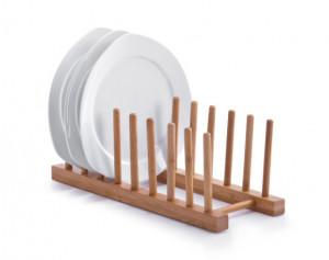 Suport maro din lemn pentru vase Plate Stand Zeller