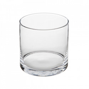 Pahar transparent din sticla 12x12 cm Jania Ixia