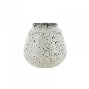Vaza multicolora din ceramica 19 cm Stu Lifestyle Home Collection
