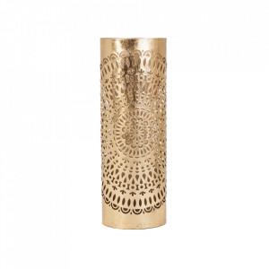 Suport auriu din fier pentru umbrele Anuja Vical Home