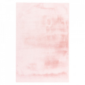 Covor roz din poliester si bumbac My Lambada Obsession (diverse dimensiuni)