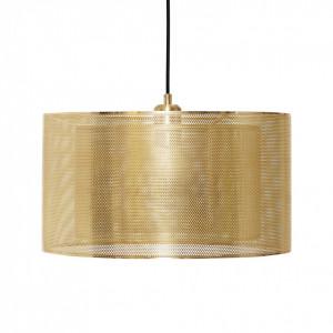 Lustra aurie din metal 40 cm Brass Hubsch