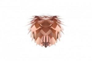 Abajur aramiu din polipropilena si policarbonat Silvia Mini Copper Umage