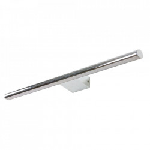 Aplica argintie pentru baie din metal Chrome L Steinhauer