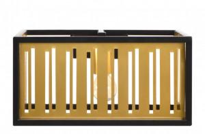 Aplica din otel/alama 30x15,5x15,5 cm Oriente Versmissen