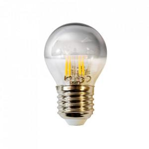 Bec cu filament LED E27 4W Bern Milagro Lighting