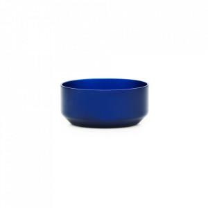 Bol albastru din aluminiu 9 cm Meta Normann Copenhagen