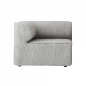 Canapea modulara din textil si MDF 96 cm Eave Hallingdal Corner Menu