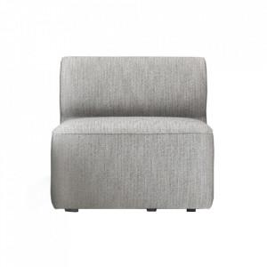 Canapea modulara din textil si MDF 96 cm Eave Hallingdal Open Menu