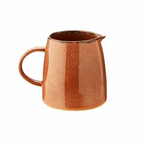Carafa maro din ceramica 14x18 cm Terracotta Jug Madam Stoltz