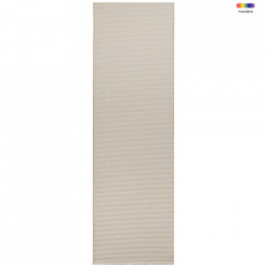 Covor ivoriu din polipropilena pentru exterior Nature Ivory BT Carpet (diverse dimensiuni)