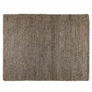 Covor maro din canepa 200x300 cm Knot Zago