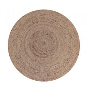 Covor maro din iuta 150 cm Andy LABEL51