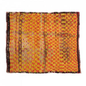 Covor multicolor din lana 107x133 cm Tulu Versmissen