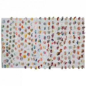 Covor multicolor din lana 150x250 cm Tulu Versmissen