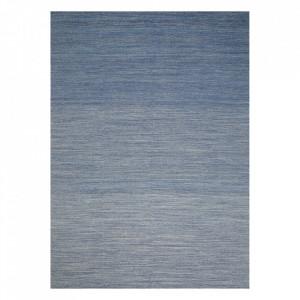 Covor multicolor din lana Rise Blue Ligne Pure (diverse dimensiuni)