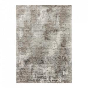 Covor multicolor din lana si viscoza Erode Greige Ligne Pure (diverse dimensiuni)