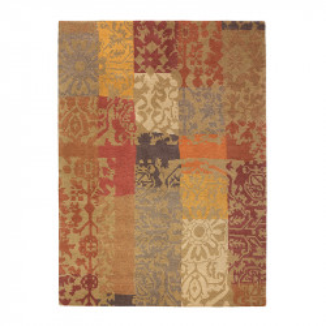 Covor multicolor din lana Yara Patchwork Lara Brink & Campman (diverse dimensiuni)