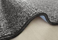 Covor negru Wolly BT Carpets