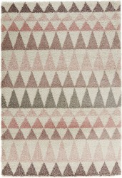 Covor roz/bej 160x230cm Allure Rose Mint Rugs