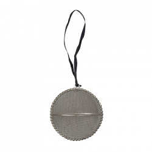 Decoratiune suspendabila argintie din metal Kori Nordal